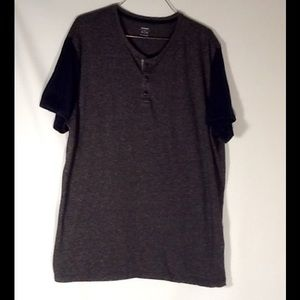 Old Navy Men's Button Up Tee